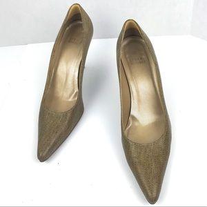 Stuart Weitzman Tippi Style Print Heel